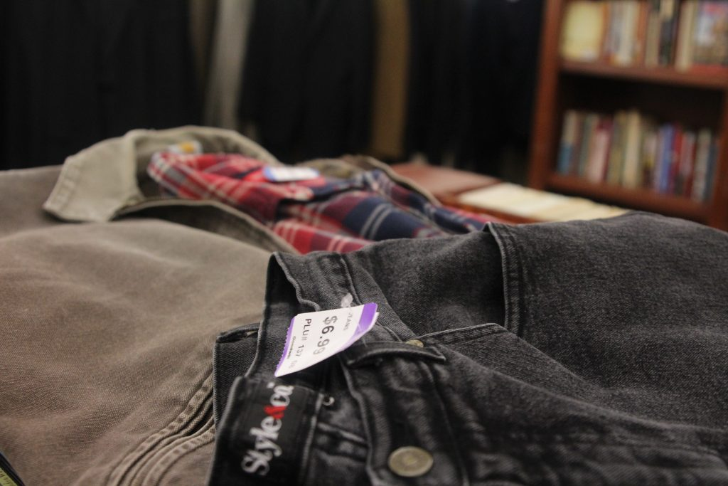 Thrifting saves pockets, recycles clothes | The Brookhaven Courier