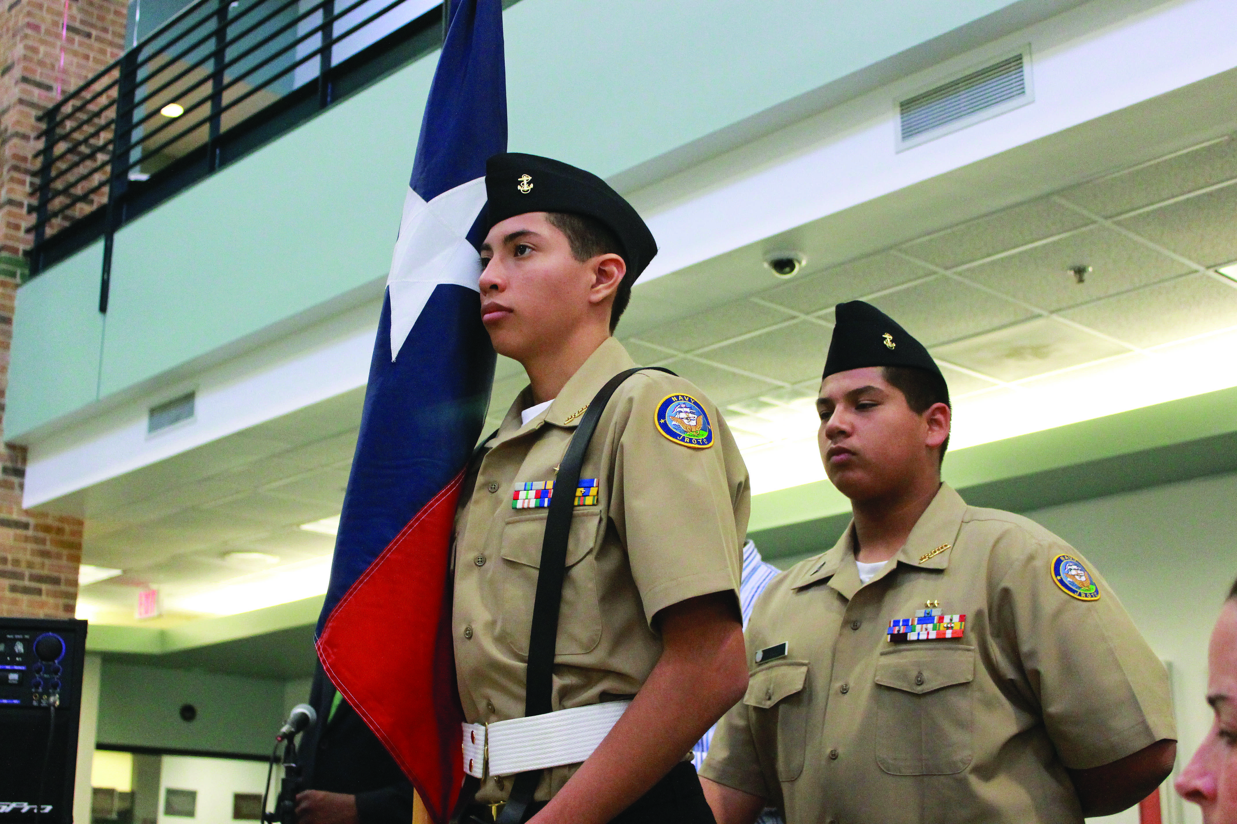 BHC Honors Veterans