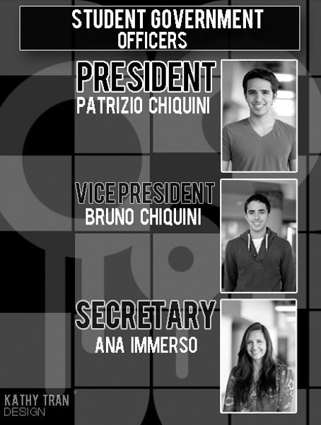 studentgov officers