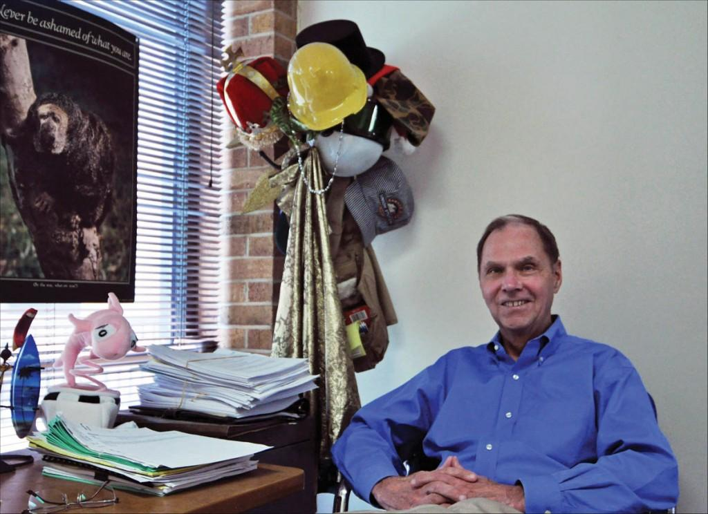 Ray Attner Instructor of Management, 1978; Professor of Business and Management, 2014