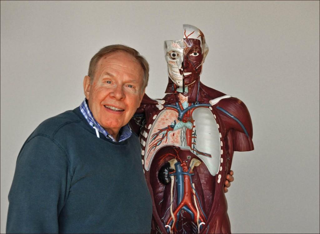 Phil Shelp Biology Instructor, 1978; Biology Professor, 2014