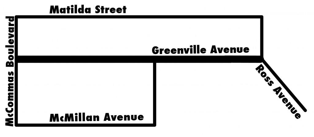 Greeneville Avenue