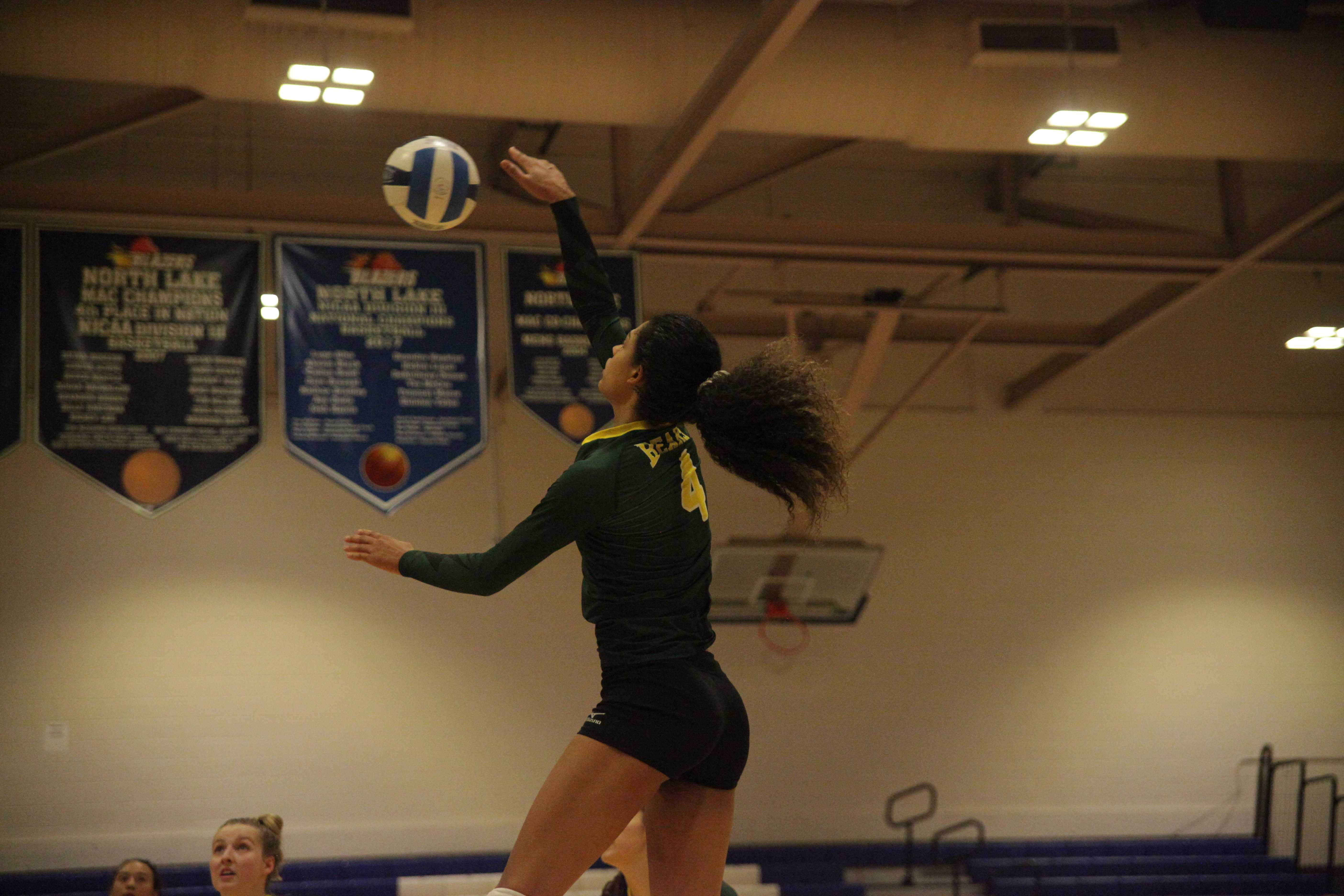 Lady Bears fall short of victory against North Lake