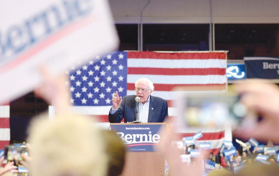 Bernie Rally