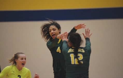 Volleyball team No. 3 after nationals