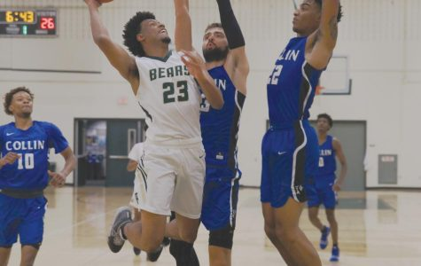 Bears battle late but Collin County keeps cool