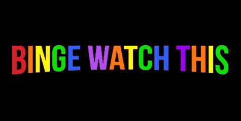 Binge Watch This - Pride Edition