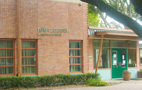 Photo of Tom C. Gooch school