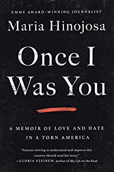 book cover for once I was you