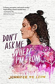 book cover of dont ask me where I'm from