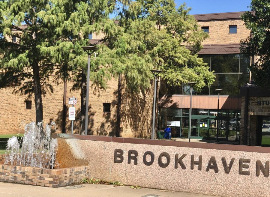 image showing Brookhaven sign