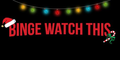 x mas binge watch this list logo