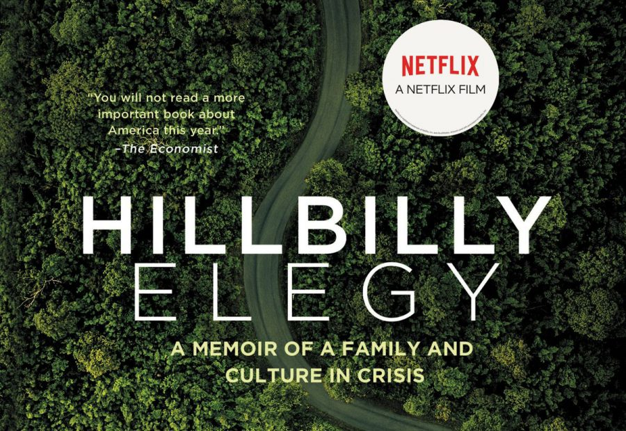 portion of cover of hillbilly elegy cover
