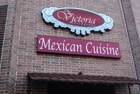picture of The Victoria Restaurant sign