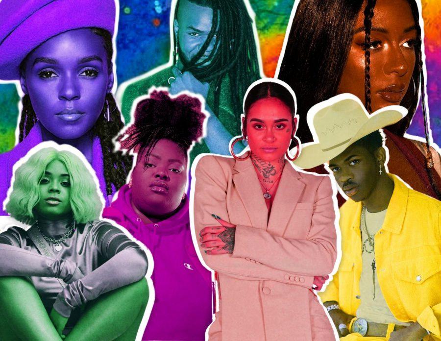 LGBTQ+ artists