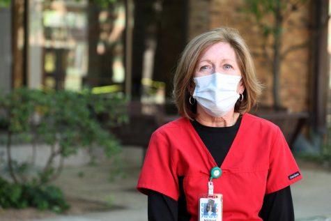 Nurse Mildred Kelley