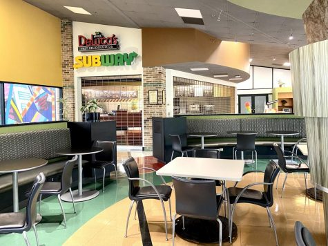 Subway and TreeTop Cafe